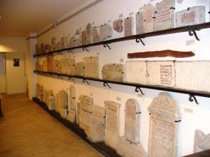 2  Pont  Ist  Arch  Cristiana La Collezione epigrafica de Rossi1